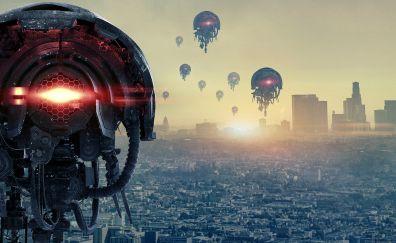 Robots, Colony TV series