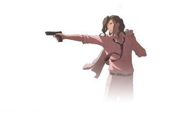 Kogoro Akechi, Trickster, anime