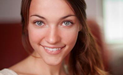 Actress, smile, Violett Beane