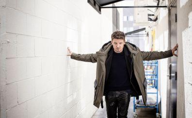 Jeremy Renner, actor, celebrity