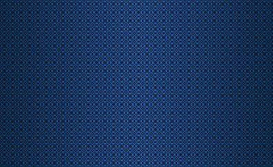 Abstract, blue pattern