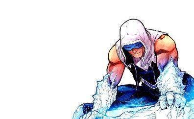 Captain cold, comics, artwork