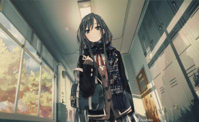 Yukino Yukinoshita, Yahari Ore no Seishun Love Come wa Machigatteiru, anime girl