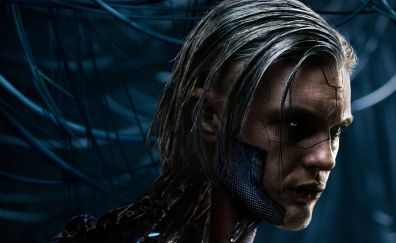 Michael Pitt, Cyborg, Ghost in the shell, 2017 movie