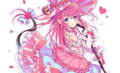 Elizabeth bathory, fate/grand order, anime