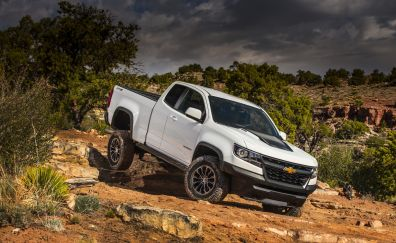 Chevrolet Colorado, SUV, Truck, 2017