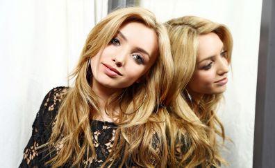 Beautiful, Peyton list, actress, blonde
