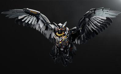 Owl Robot Bird