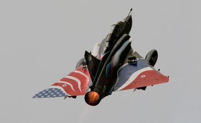Dassault Mirage 2000 jet plane