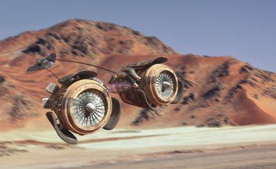 Star Wars Episode I: Racer, video game, gaming