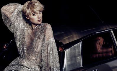 Elizabeth Debicki, celebrity, blonde