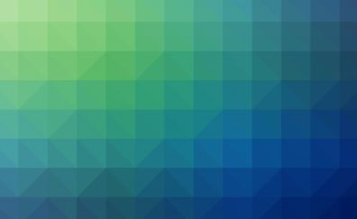 Squares, triangles, pattern, abstract, geometric, 5k