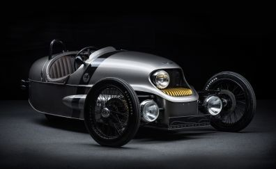 Morgan 3 wheeler, car, 5k