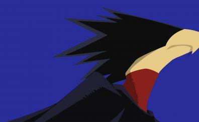 Fumikage Tokoyami, Boku no Hero Academia, anime