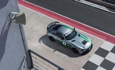 2017 Mercedes-AMG GT4 (C190), sports car