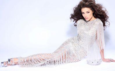 Olivia Culpo, celebrity, brunette