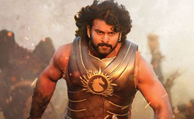 Prabhas in baahubali 2 movie