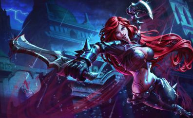 Fieona of league of legends game