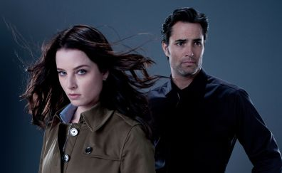 Continuum TV series, lead characters