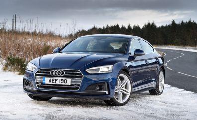 Luxury car, Audi A5