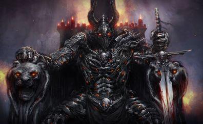 Warcraft video game