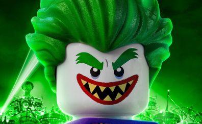 Joker, the lego batman animation movie