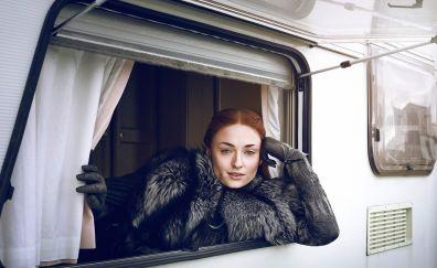 Sansa Stark, game of thrones, season 7