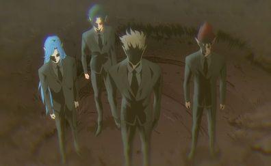 To be hero anime