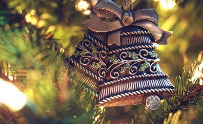 Christmas bells, decoration
