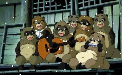 Pom Poko, 1994 animated movie, anime
