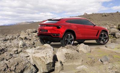 Lamborghini Urus Concept suv car