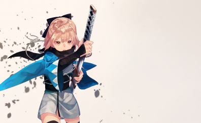 Sakura Saber, TYPE-MOON, anime girl