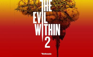 The evil within 2, video game, poster