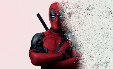 Deadpool, superhero, marvel comics, artwork