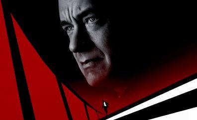 Tom Hanks in Bridge of Spies movie, poster