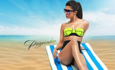 Hot Indian Actress Priyanka Chopra
