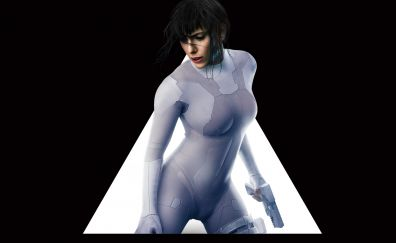 Ghost in the shell, 2017 movie, actress