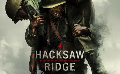 Mel Gibson in movie hacksaw ridge