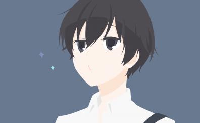 Tanaka kun wa itsumo kedaruge anime