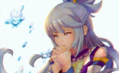 Aqua, konosuba, anime