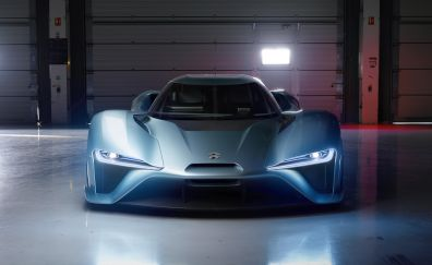 Nio ep9 electric car
