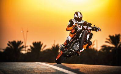 2017 KTM 1290 super duke R stunt