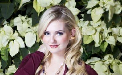 Beauitiful American Actress, Abigail Breslin