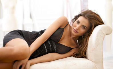 Diana Morales, a beautiful model