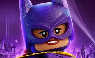 Batgirl, the lego batman animated movie