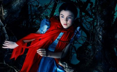 Into the woods, 2014 movie, Lilla Crawford, actress, celebrity