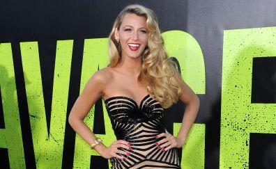Blake Lively, blonde actress