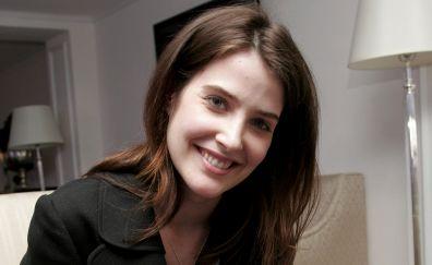 Cobie Smulders beautiful face