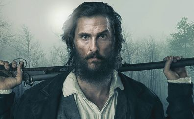 Matthew McConaughey in Free State of Jones, 2016 movie
