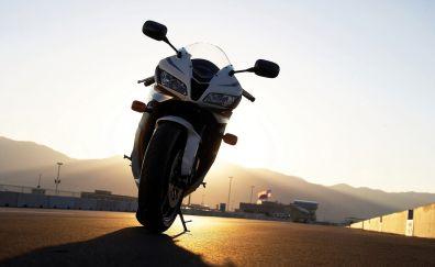 Honda CBR bike